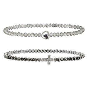 Love and Light Bracelet Set (NIB)